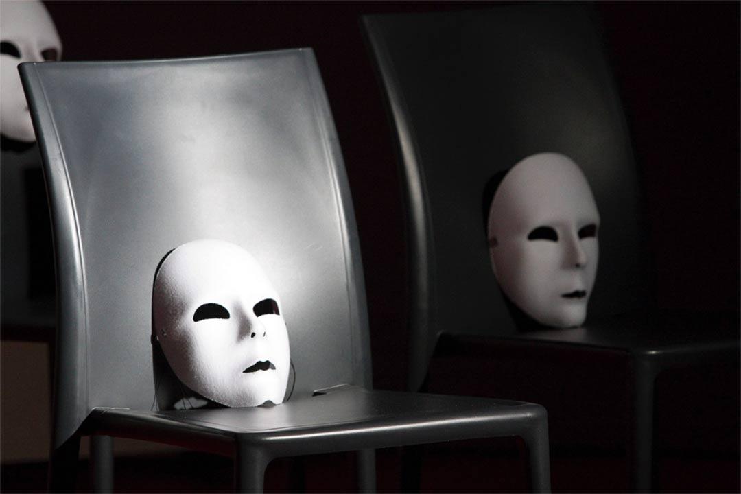 Cie de la Feuille d'Or - Atelier masque