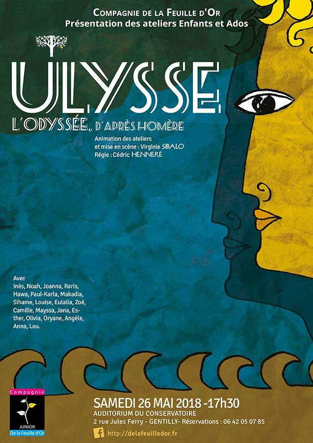 Spectacle enfants - Ulysse