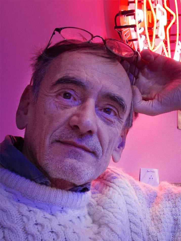 Dominique Martigne lumière et scénographie